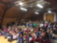 Publikum Kaspelitheater