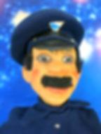 Polizist Grossenbacher