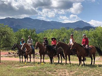 FOTESC board members on horseback.jpg