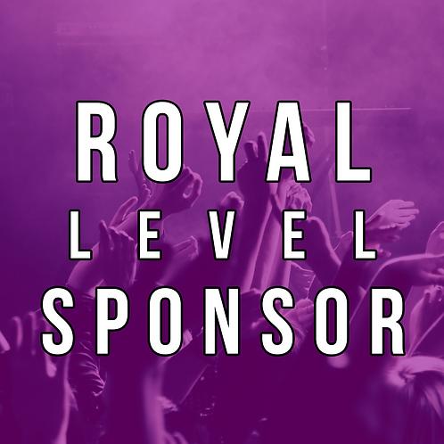 Royal Level Sponsor