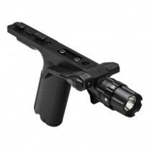 VISM® by NcSTAR® VERTICAL GRIP FLASHLIGHT WITH STROBE - M-LOK®
