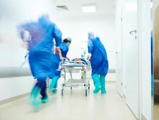 Om styring av sykehus
