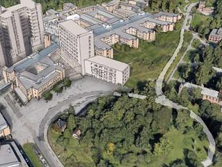 Covid-19 endrer sykehusplaner verden rundt