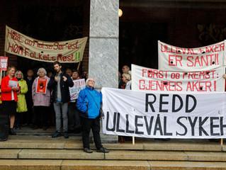 Oslos befolkning trenger de tusen sengene på Ullevål
