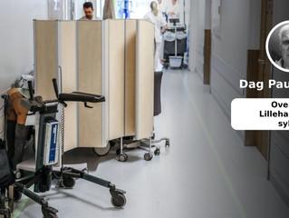Pasientuvennlige sykehus