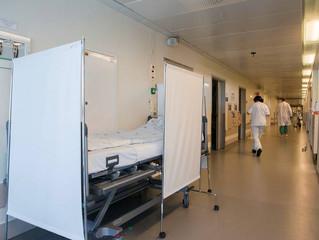 Vårdplatsbrist och hög arbetsbelastning bakom vart fjärde dödsfall