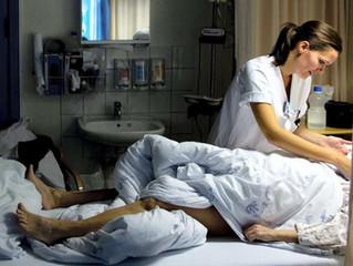 Kutta sett frå sjukehusgolvet: Eit sviktande hjarte