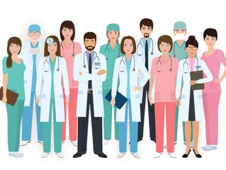 Ny politisk ledelse i Helse- og omsorgsdepartementet