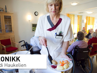 Krise i norsk eldreomsorg