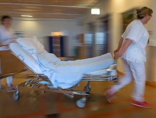Det er nettopp på vegne av pasientene at vi kjemper for å bevare sykehusene våre
