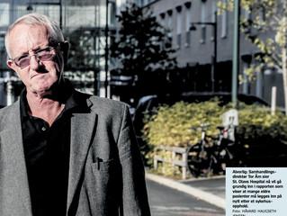 Midt-Norge topper dyster pasientstatistikk