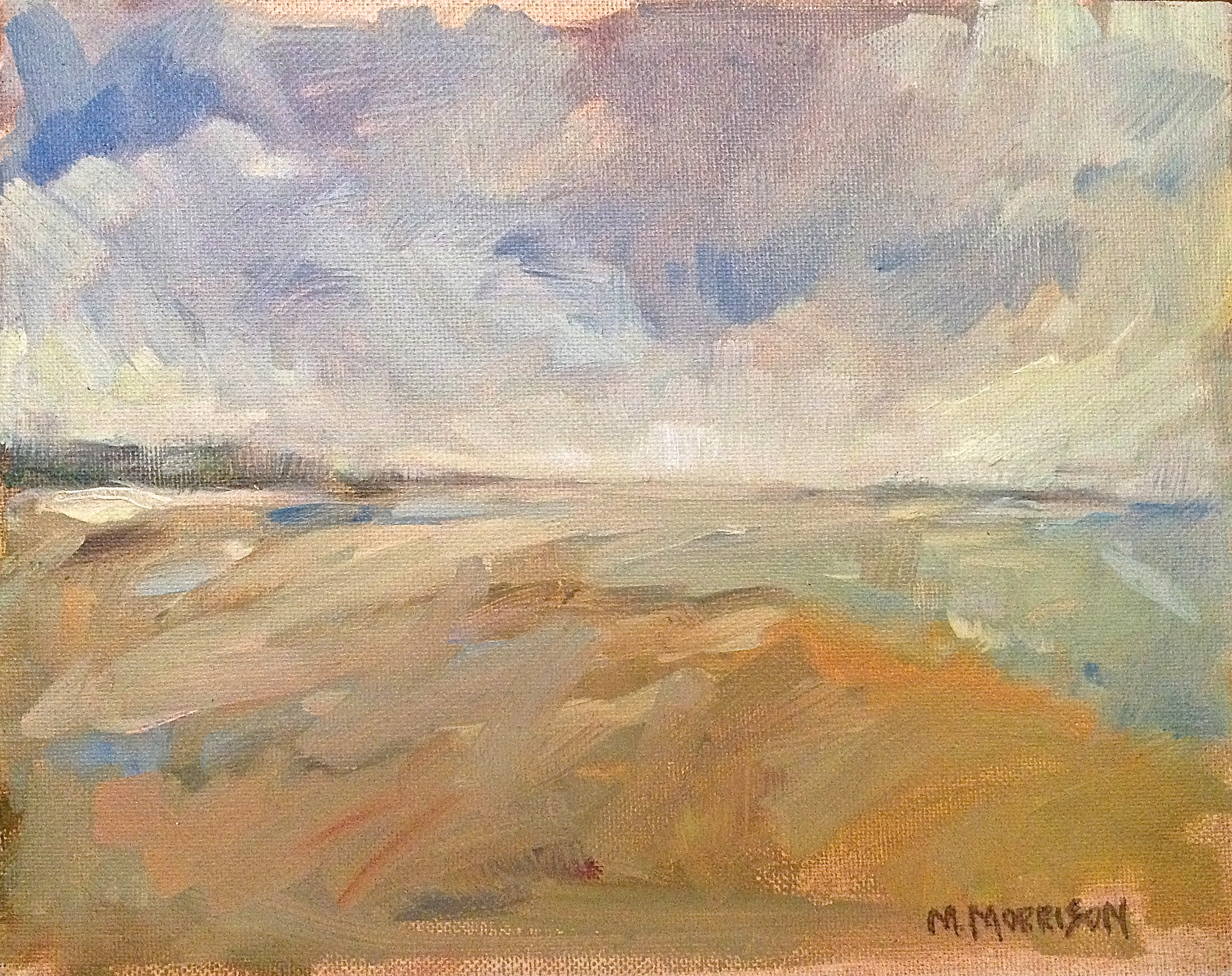 Waning Tide - SOLD