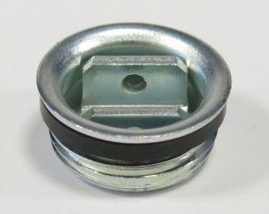 3-4 Inch Round Head Drum Plug Zinc Plate