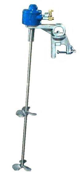 Open Head Drum Mixers 1-3 HP Variable Sp