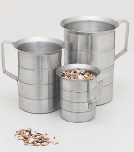 Seamless Aluminum Liquid Measuring Cup.p