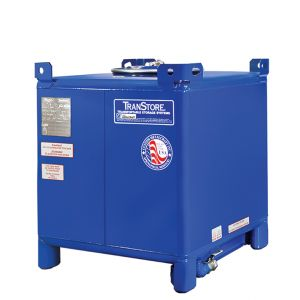550_Gallon_Carbon_Steel_IBC_Tank_With_Tr