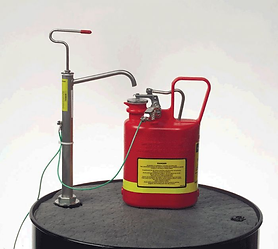 FM Approved Hand Drum Pump - Carbon Stee