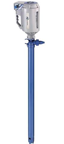 Finish Thompson Chemical Pump - TEFC Mot