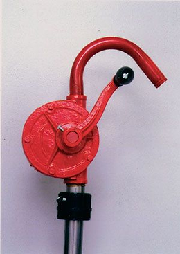 Economical Rotary Drum Pump - Curved Spo