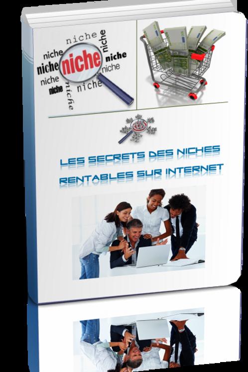 Les secrets des niches rentables sur internet.(doc Word)