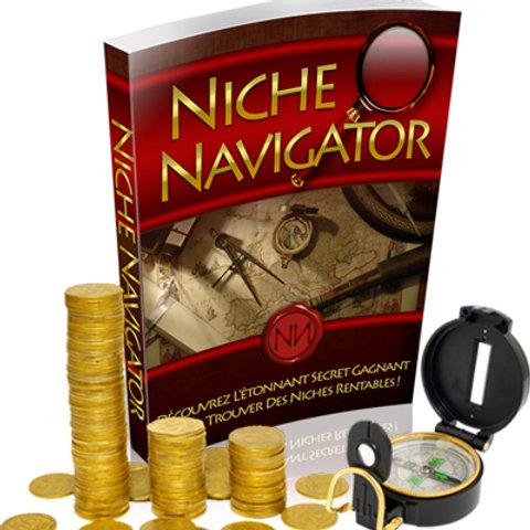 'Niche Navigator'(PDF) droit de revente maître