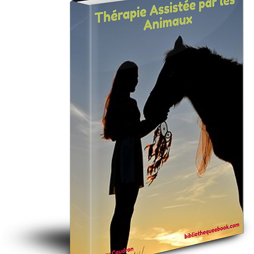 Thérapie assistée par les animaux (  PDF DLP)