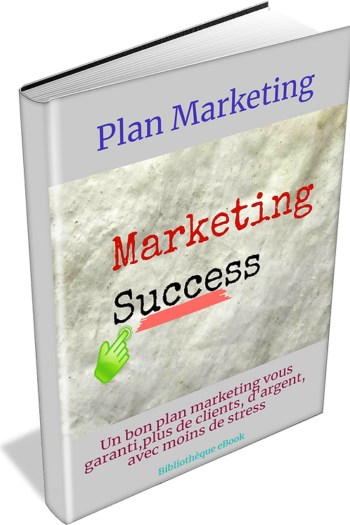 Plan Marketing !  (DRS PDF)