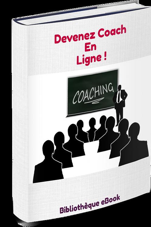 Devenez Coache En Ligne (DLP PDF)