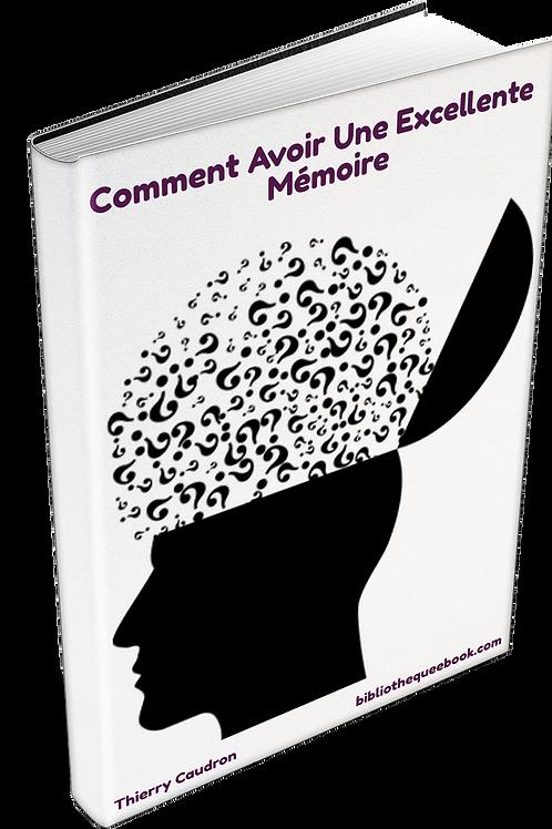 Comment Avoir Une Excellente mémoire (PDF DLP)