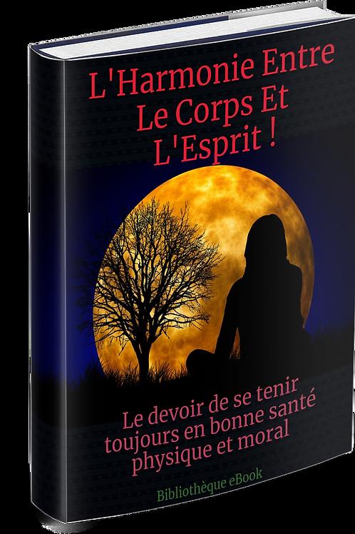 L'Harmonie Entre le Corps et l'Esprit (DRM PDF)