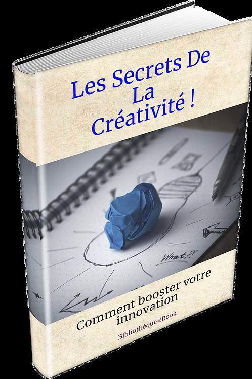 Les secrets de la créativité (DRM PDF)