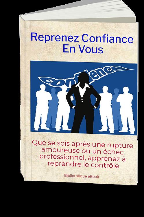 Prenez ou Reprenez Confiance En Vous  (SDR PDF)