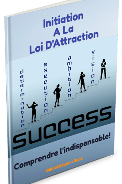 Initiation A La Loi D'Attraction (DRM PDF)