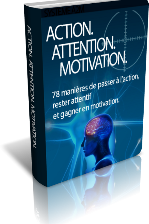 Attention Motivation Action.(doc Word)