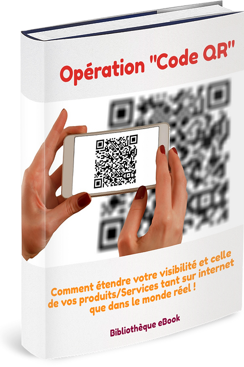 Opération code QR  (DRM PDF)