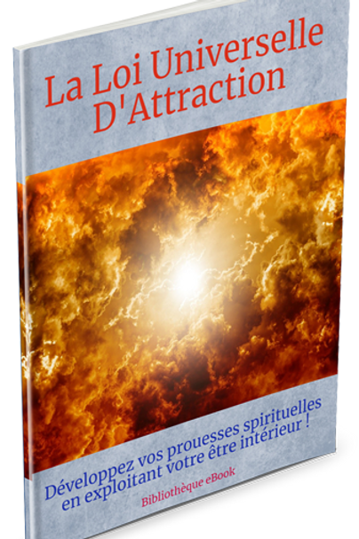 La Loi Universelle de l'Attraction  (DRM PDF)