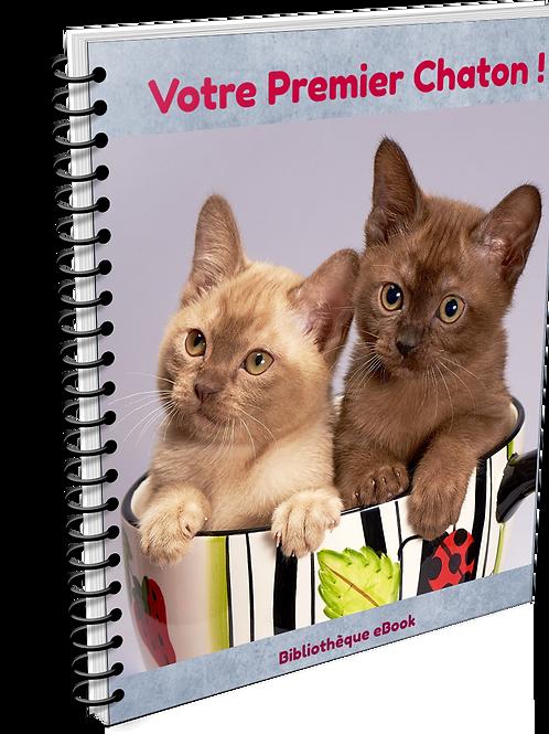 Votre Premier Chaton ! (PDF)