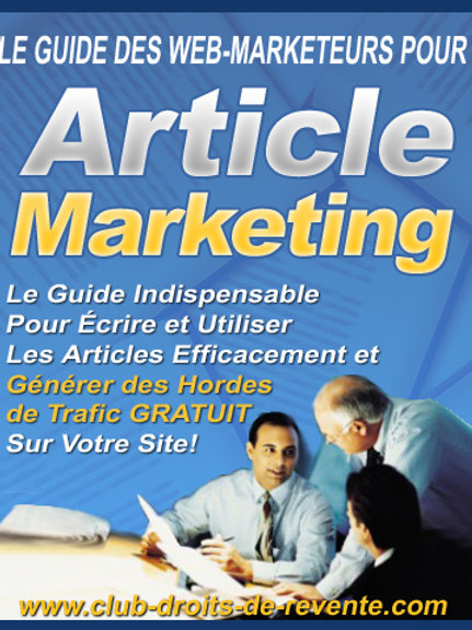 Article Marketing (doc Word)