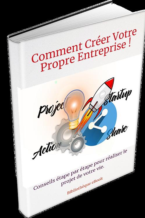 Comment créer votre propre entreprise  (DLP PDF)