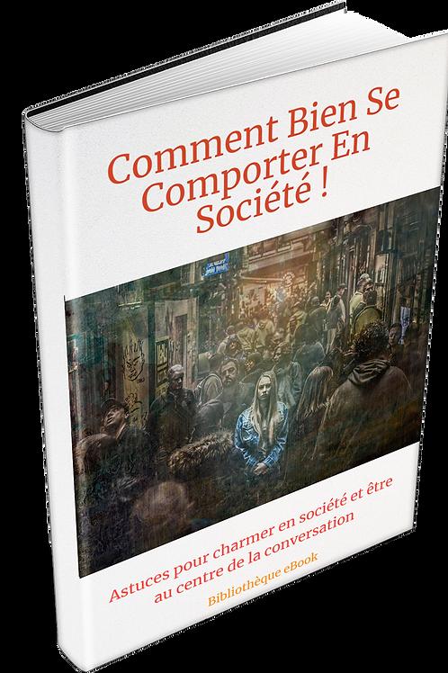 Comment Bien se Comporter en Société  (DRS PDF)