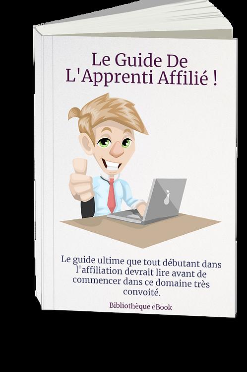 Le Guide De L'Apprenti Affilié (DRS PDF)