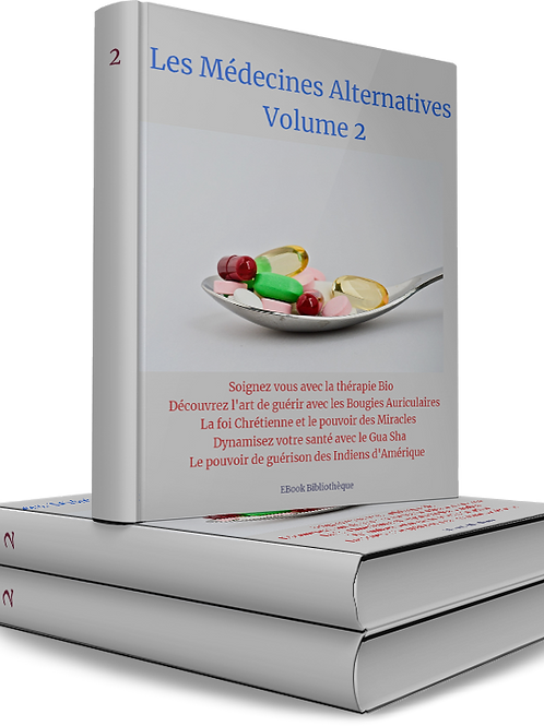 Les médecines alternatives volume 2 (DLP PDF).