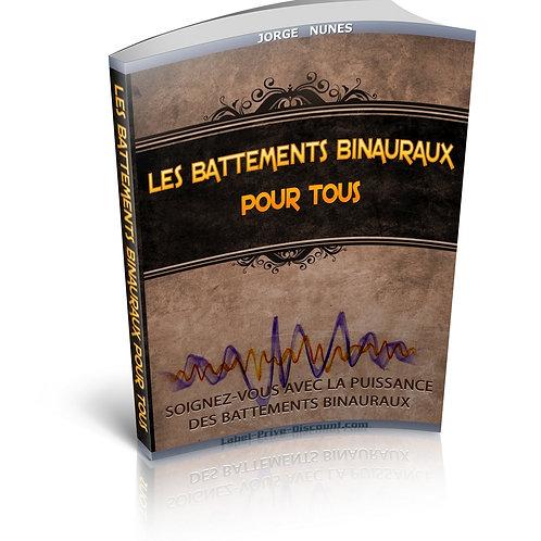 Les Battements Binauraux Pour Tous (PDF)