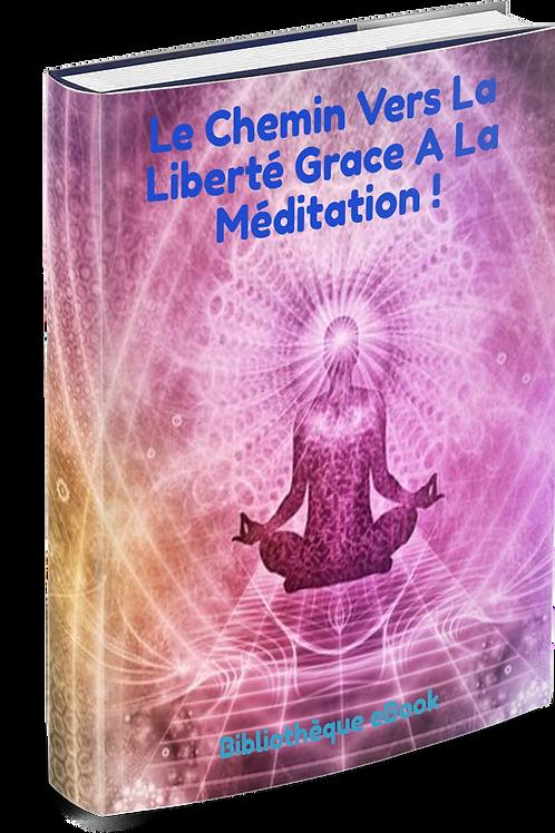 Le chemin vers la liberté Grace à la méditation ! (PDF DRM)