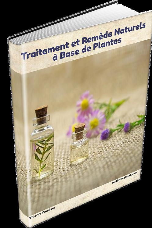 Traitements & Remèdes Naturels à Base de Plantes (PDF DRS)