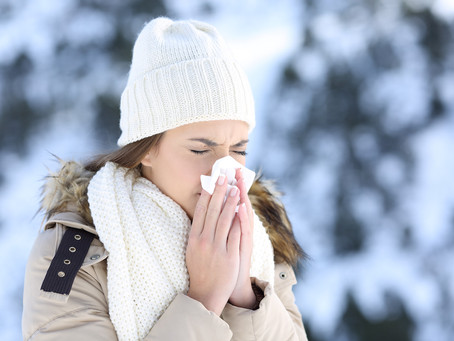 Effective Cold Treatments and Staying Healthy During Winter Time in Union City, NJ