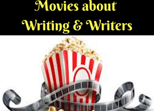 Movies about Writers and Writing