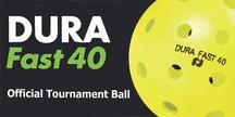 PBI Dura Official Tournament Ball Logo 4