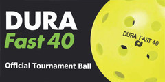 PBI Dura Official Tournament Ball Logo 4