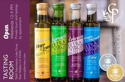 CP Farms & Olive Oils